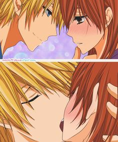 Kurosaki and Teru // Dengeki Daisy Ouran Host Club Manga, Dengeki Daisy Manga, Doctor Who Fan Art, Fit Girl Motivation, Pokemon Cosplay, Unique Wedding Cakes, Comic Games, Vampire Knight, Find Picture