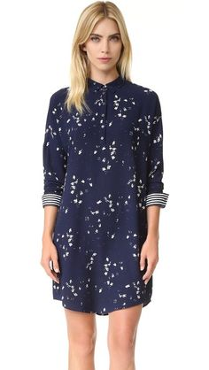 Suncoo Caline Shirtdress