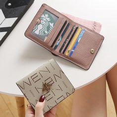Zoppah.com   Zoppah online Bill Holder, Letter Patterns, Print Logo, Wallets For Women, Leather Wallet, Mini, Gifts, Bags, Handbags