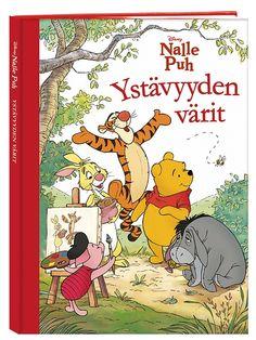 Winnie the Pooh: Portrait of Friendship Tigger Winnie The Pooh, Pooh Bear, Eeyore, Walt Disney, Nasu, Disney Characters, Fictional Characters, Friendship, Comics