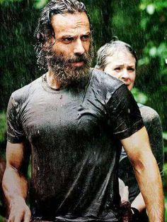 The Walking Dead (Rick and Carol)