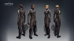 Sci-Fi Crew Uniform | Star Trek Online STO MMORPG F2P Sci-Fi MMO Game Legacy of Romulus