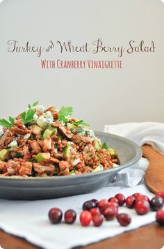 Turkey and wheat ber