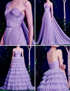 HAMDA AL FAHIM Couture Fall/Winter 2016    (the stitching on the hips in the first one!!)