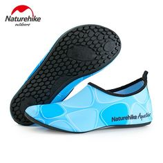 Naturehike 2018 New Water Sports Shoes Barefoot Quick-Dry Aqua Yoga Socks Slip-On Sock-like Beach Shoes For Men Women 6 Color Sports Nautiques, Water Sports, Sports Women, Sports Shoes, Sierra Leone, Ghana, Spandex, Georgia, Water Sport Shoes