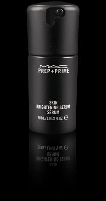 I can not live without MAC's Prep+Prime Skin Brightening Serum!
