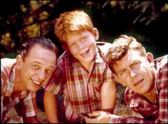 Barney, Opie, & Andy