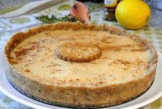 Receta de tarta de natillas con galleta sin azúcar, deliciosa y cremosa con base de galleta, light ¡y apta para diabéticos!