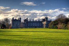 Kilkenny is een combinatie van heuvels, rivieren en valleien