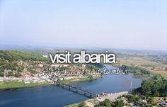 My former boyfriend was Kosovo Albanian so I´ve been to Albania twice