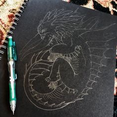 A sketch of the Bewilderbeast from How to Train Your Dragon. #howtotrainyourdragon #howtotrainyourdragon2 #trainyourdragon #dragon #dragons #fanart #art #dreamworks #sketch #art #drawing #animation #anime #nerd #nerdy #nerdlife