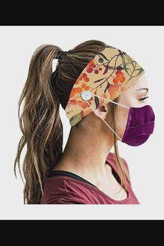 Elastic Headbands Workout Running Accessories - B-8 - C619847AHN7, Cheap Real Women's Headbands Online Sale, Designer Women's Hats & Caps Elastic Headbands, Headbands For Women, Headband Hairstyles, Cool Hairstyles, African Head Scarf, Great Gatsby Headpiece, Caps Hats, Women's Hats, Long To Short Hair