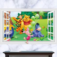 Winnie The Pooh – the treasure thrift