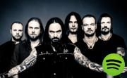 Lead guitarist Esa Holopainen and drummer Jan Rechberger formed the band Amorphis in Finland in 1990.