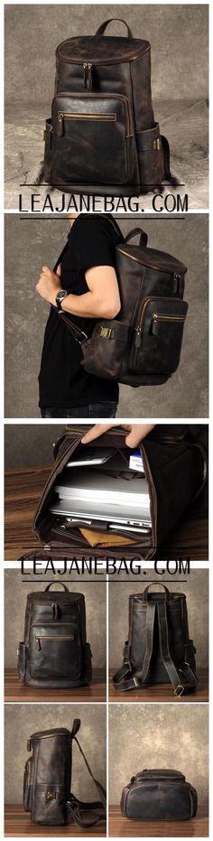 Leather backpack, Travel backpack/Handbag, Carry all Bag, Rucksack/Backpacks, City Backpack Vintage Leather Backpack, Leather Laptop Backpack, Rucksack Backpack, Travel Backpack, Backpack Handbags, Leather Bag, Fashion Handbags, Fashion Bags, Fashion Accessories