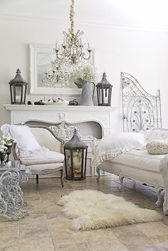 Fall French Country Home Tour 2015