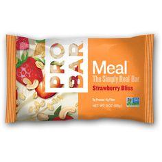 Probar Meal Bar Organic Strawberry Bliss (12x3 Oz)