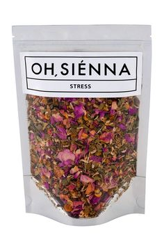 Breathe, relax and calm your nerves with an intoxicating herbal blend made to cool down even the most hot headed and help ease anxiety. Brew a cup whenever the fever hits or keep iced in the fridge to sip on throughout a tough day.  Ingredients: Lemon balm, rose petals, valerian, chamomile and lemon myrtle.