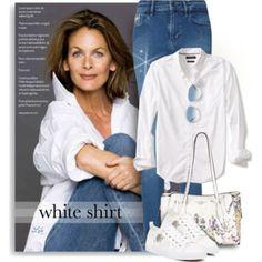 Wardrobe Staples: The White Shirt I