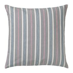 IKEA - DAGGVIDE, Cushion cover, The yarn is raised slightly from the surface, giving the fabric a handcrafted look.The zipper makes the cover easy to remove.
