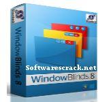 Stardock WindowBlinds 8 Full Version Crack + Serial Key Free Download