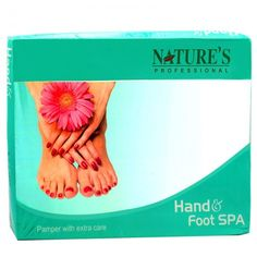 A special manicure and pedicure kit formulation to protect hands, feet and nails. It gives nourishment and moisturizing effect with plenty of smoothness into the skin with natural extracts. It has been developed by professional expertise to take special care for proven results, A luxurious spa for both hands & feet which helps in removing dead skin & makes them soft & glowing.