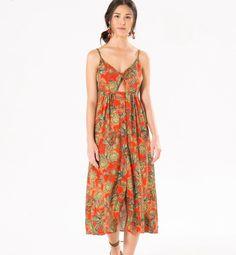 vestido macaquitos