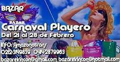 Bazar Carnaval Playero 2014