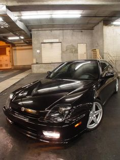The all mighty Honda Prelude