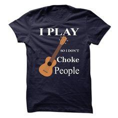 Ukulele T Shirts, Hoodies, Sweatshirts. CHECK PRICE ==► https://www.sunfrog.com/Music/Ukulele-72381582-Guys.html?41382