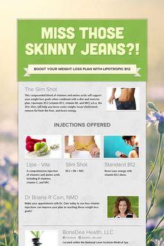 Miss those skinny jeans?!