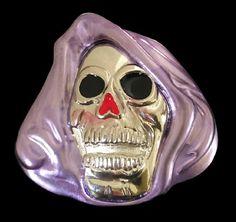 GRIM REAPER SKULL SKELETON GHOST COOL PUNK BELT BUCKLE #skull #skulls #skullbuckle #skullbeltbuckle #beltbuckles #coolbuckles #buckles