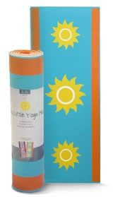 The Little Yoga sun mat