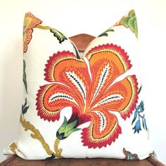 Pillow for sectional