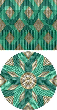Best Crochet Stitches ergahandmade: 17 Best Motifs about Croche Wayuu, Tapestry Video Tutorials Tapestry Crochet Patterns, Crochet Motifs, Crochet Chart, Loom Patterns, Beading Patterns, Crochet Stitches, Cross Stitch Patterns, Knitting Patterns, Mochila Crochet
