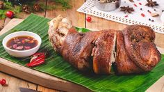 We Swear You Need This Crispy Pata Dip in Your Life | Recipe | Yummy.ph