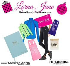5 Must Have Holiday Gifts from Lorna Jane (PLUS A GIVEAWAY! enter to win)