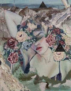 "Alexandra Levasseur's ""Body of Land"" at Mirus... - SUPERSONIC ART"
