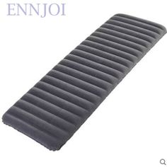 2016 hot sale Air cushion bed outdoor camping hiking beach fishing inflatable mattress single column type air bed