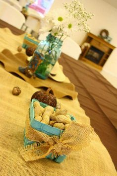 Western/Cowboy Baby Shower Party Ideas | Photo 8 of 69 | Catch My Party