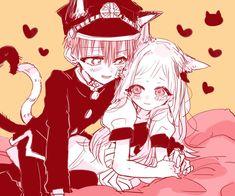 yashiro nene / yashiro nene - yashiro nene icon - yashiro nene manga - yashiro nene fanart - yashiro nene x hanako - yashiro nene aesthetic - yashiro nene wallpaper - yashiro nene gif Cute Anime Pics, Cute Anime Couples, Anime Love, Anime Kawaii, Cute Love, Aesthetic Anime, Cute Art, Chibi, Anime Art