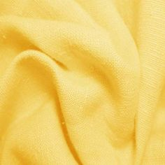 Heavy Weight 100% Linen Fabric 7.5-oz | NY Fashion Center Fabrics Recommended for dresses, call to check Has in butter, citron and gold