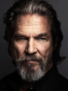 Jeff Bridges~ I picture this man as a template for Nicholas, in looks and from roles he has played.