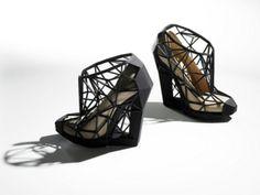 Avant garde shoes