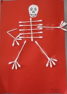 Γνωρίζω το σώμα μου - σκελετός και εσωτερικά όργανα Greeting Cards, Blog, Blogging