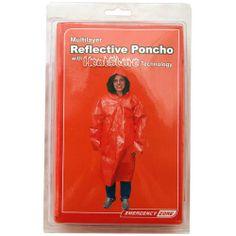 Emergency Zone HeatStore Poncho