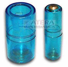 Adaptador para pilhas e baterias recarregáveis, 9060