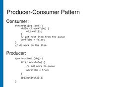 How to use wait, notify and notifyAll in Java - Producer Consumer Example Computer Coding, Computer Programming, Computer Science, Teaching Technology, Science And Technology, Multi Threading, Data Structures, Internet Safety, Python Programming