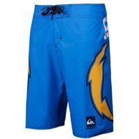 Get 'em while it's hot! Quiksilver boardshorts available in many NFL teams! Perfect way to tackle this summer heat.