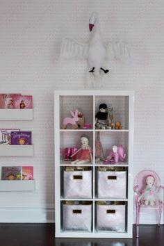 Дизайн детской комнаты для новорожденного малыша